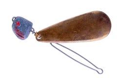 αλιεύοντας εξοπλισμός μ Στοκ Εικόνα