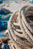 αλιεύοντας εξοπλισμός Στοκ εικόνα με δικαίωμα ελεύθερης χρήσης