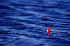 αλιεύοντας επιπλέον σώμα Στοκ Φωτογραφίες