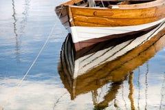 αλιεύοντας λιμένας Στοκ Εικόνες