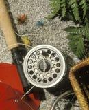αλιεύοντας μύγα Στοκ φωτογραφίες με δικαίωμα ελεύθερης χρήσης