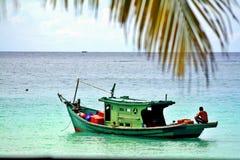 αλιεύοντας νησί στοκ φωτογραφία με δικαίωμα ελεύθερης χρήσης