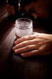 αλκοολισμός Στοκ Φωτογραφίες