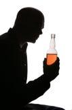 αλκοόλη Στοκ εικόνες με δικαίωμα ελεύθερης χρήσης
