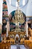 Αλλάξτε στην εκκλησία, Κρήτη στοκ εικόνες