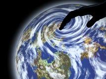 αλλαγή κλιματολογική Στοκ φωτογραφίες με δικαίωμα ελεύθερης χρήσης
