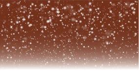 Αλλαγή του υποβάθρου εποχών, χειμώνας διανυσματική απεικόνιση