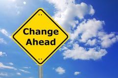 αλλαγή Στοκ εικόνες με δικαίωμα ελεύθερης χρήσης