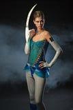 αλλοδαπή γυναίκα ομορφ&io στοκ εικόνες
