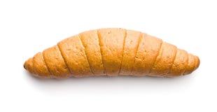 Αλμυρός ρόλος ψωμιού Στοκ Φωτογραφία