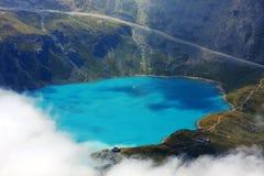 αλπική λίμνη Στοκ φωτογραφία με δικαίωμα ελεύθερης χρήσης