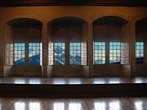 αλπικό δωμάτιο Στοκ φωτογραφία με δικαίωμα ελεύθερης χρήσης