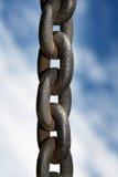 αλυσίδα ισχυρή Στοκ εικόνες με δικαίωμα ελεύθερης χρήσης