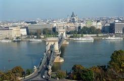 αλυσίδα Ουγγαρία της Β&omic Στοκ φωτογραφίες με δικαίωμα ελεύθερης χρήσης