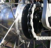 αλυσίδα ποδηλάτων Στοκ φωτογραφίες με δικαίωμα ελεύθερης χρήσης