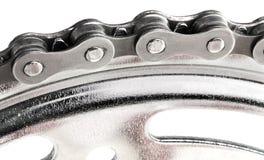 αλυσίδα ποδηλάτων Στοκ Εικόνες