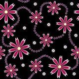 αλυσοδεμένα λουλούδι Στοκ φωτογραφία με δικαίωμα ελεύθερης χρήσης