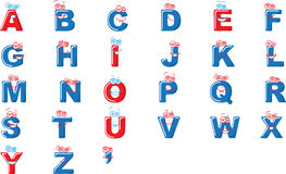 Αλφάβητο Ελεύθερη απεικόνιση δικαιώματος