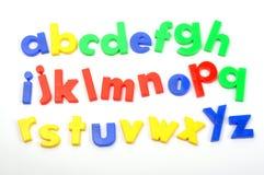 αλφάβητο Στοκ φωτογραφία με δικαίωμα ελεύθερης χρήσης