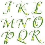 αλφάβητο Στοκ Εικόνα