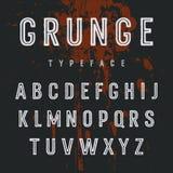 Αλφάβητο 007 Grunge ελεύθερη απεικόνιση δικαιώματος