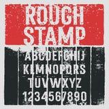Αλφάβητο 005 Grunge στοκ εικόνα με δικαίωμα ελεύθερης χρήσης
