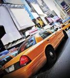 αμάξι Νέα Υόρκη Στοκ εικόνα με δικαίωμα ελεύθερης χρήσης
