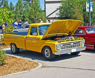 Αμάξι συνήθειας της Ford Στοκ εικόνες με δικαίωμα ελεύθερης χρήσης