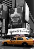 Αμάξι της Νέας Υόρκης Στοκ εικόνα με δικαίωμα ελεύθερης χρήσης