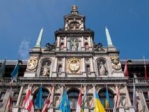 Αμβέρσα Βέλγιο Στοκ φωτογραφία με δικαίωμα ελεύθερης χρήσης