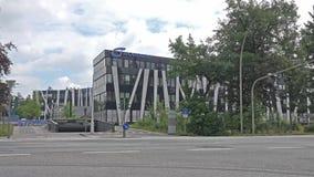 Αμβούργο, Γερμανία - 15 Ιουλίου 2017: Η έδρα Nordex βρίσκεται στην πόλη του Αμβούργο και προσφέρει ισχυρό απόθεμα βίντεο