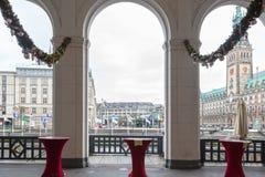Αμβούργο Στοκ Εικόνα