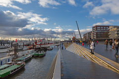 Αμβούργο Στοκ Φωτογραφίες