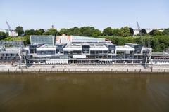 Αμβούργο Fischereihafen Στοκ φωτογραφία με δικαίωμα ελεύθερης χρήσης