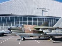 Αμερικανικά αεροσκάφη Στοκ φωτογραφίες με δικαίωμα ελεύθερης χρήσης