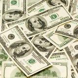 αμερικανικά δολάρια Στοκ φωτογραφίες με δικαίωμα ελεύθερης χρήσης