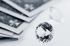 αμερικανικά δολάρια brilliants Στοκ εικόνες με δικαίωμα ελεύθερης χρήσης