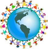 αμερικανικά κατσίκια ελεύθερη απεικόνιση δικαιώματος
