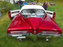 Αμερικανικά κλασικά αυτοκίνητα Στοκ Εικόνα