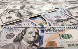 αμερικανικά δολάρια Στοκ Εικόνες