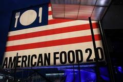αμερικανικά τρόφιμα Στοκ φωτογραφίες με δικαίωμα ελεύθερης χρήσης