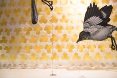 αμερικανικές ομο ασημικές κοσμημάτων επιχείρησης tiffany Λιανική θέση λεωφόρων Στοκ εικόνα με δικαίωμα ελεύθερης χρήσης