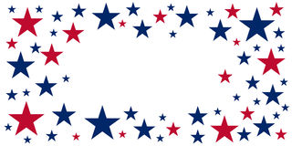 αμερικανική ανεξαρτησία &eta 4η Ιουλίου Υπόβαθρο προτύπων για τις ευχετήριες κάρτες, τις αφίσες, τα φυλλάδια και το φυλλάδιο επίσ Στοκ εικόνα με δικαίωμα ελεύθερης χρήσης