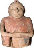 αμερικανική αρχαία γλυπτ Στοκ φωτογραφία με δικαίωμα ελεύθερης χρήσης