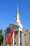 αμερικανική εκκλησία Στοκ Εικόνες