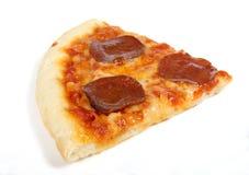 αμερικανική ιταλική pepperoni τυριών πίτσα παραδοσιακή Στοκ Εικόνες