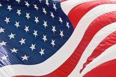 αμερικανική σημαία εμείς Στοκ Φωτογραφία