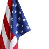 αμερικανική σημαία Στοκ Εικόνα