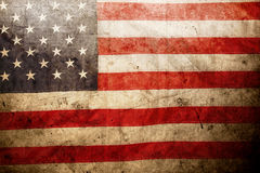αμερικανική σημαία Στοκ Εικόνες