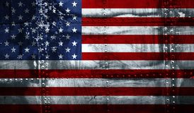 αμερικανική σημαία grunge
